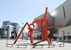 Denver Public Art // Lao Tzu - By Mark di Suvero