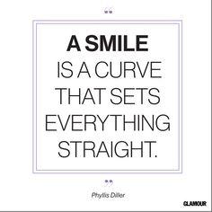 So just smile! #feelbeautiful