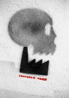 Anita Wasik, Corporate abuse