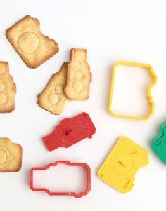 They're back! Grab a set of Camera Shaped Cookie Cutters, for some delicious, photogenic fun in the kitchen. Get 'em while we've got 'em, in the Photojojo Shop.