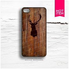 iPhone 4 and iPhone 4S case Deer Stag Elk iPhone by HelloNutcase, $19.00
