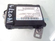 Used 2013 Honda Civic HFT BLUETOOTH UNIT  39770-TR3-A10 39770TR3A10. Purchase from http://www.ahparts.com/buy-used/2013-Honda-Civic-HFT-BLUETOOTH-UNIT-39770-TR3-A10-39770TR3A10/78765-1?utm_source=pinterest