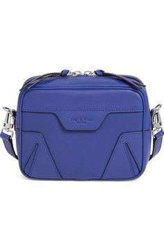 Crushing on this cool and modern shoulder bag by Rag & bone in a bright cobalt color. It will be the perfect accessory for carrying the everyday essentials.