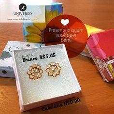 #presentes #natal #amor  www.universofolheados.com.br