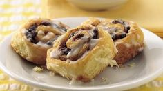 Bake up a batch of warm, tender cinnamon rolls using refrigerated crescent rolls - for you babe