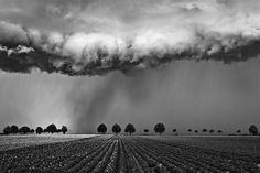 storm study 1, near Titz, 2011 by Frank Toepfer, via Flickr