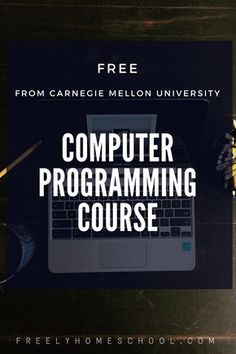 Looking for free computer programming courses for high schoolers and middle schoolers? I found one for you to try out! This is an exciting educational find for high schoolers and college age students (I think most tech-savvy middle schoolers are bright enough for this, too!)