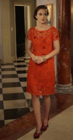 Look de Leighton Meester dans Gossip Girl saison 5 : Episode 6, Blair