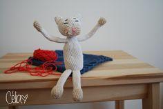 Alfredo is happy - Crochet Amineko