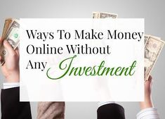 how to earn money online without any investment philippines