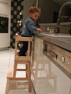Tour d'observation Montessori DIY : la fabrication pas-à-pas