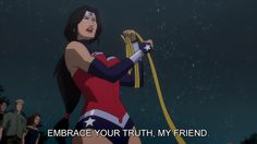 11 Reasons Wonder Woman Is The Real Star Of The Justice League