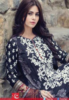 Maria B Luxury Eid Lawn Collection 2015
