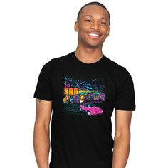 Visit Heaven T-Shirt - Black Mirror T-Shirt is $18 at Ript!