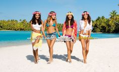Air New Zealand And Sports Illustrated Showcase Safety In Paradise. Air New Zealand will release the world's most beautiful safety video this week. Air New Zealand, Chrissy Teigen John Legend, Jessica Gomes, Hannah Davis, Swimsuits, Bikinis, Swimwear, Sports Illustrated Models, Original Supermodels