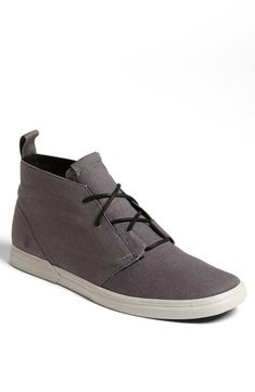 Volcom's take on the high-top sneaker.