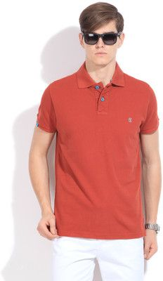 Buy Kenneth Cole Reaction Solid Men's Polo Neck T-Shirt Online at Best Offer Prices @ Rs. 1,499/- In India. Only Genuine Products. 30 Day Replacement Guarantee. Free delivery. Cash On Delivery!
