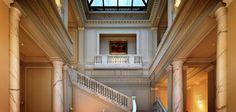 Palazzo Parigi Hotel, Milan (lobby)