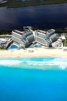 Sun Palace Wedding Destination Beach Resorts Cancun