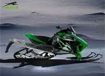 Arctic Cat Snowmobiles F 800