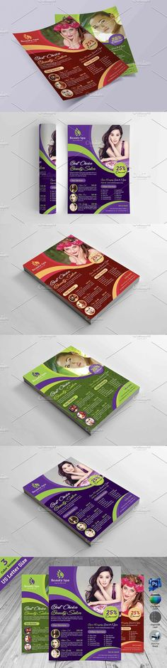 Spa And Wellness Free PSD Flyer Template Httpfreepsdflyercom - Wellness flyer templates free