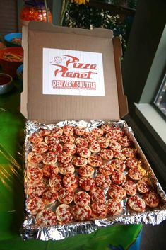 Easy Peasy Toy Story Party Food Ideas!
