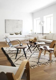 Add style to your home space with traditional Finnish furniture while creating a clean modern interior! For all Artek products, visit our website! Rustic Contemporary, Mid-century Modern, Dining Room Inspiration, Ikea Furniture, Furniture Online, Furniture Outlet, Home Decor Store, Decoration, Interior Design