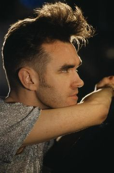Morrissey = Actual legend.