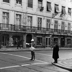 Rua Augusta, anos 50