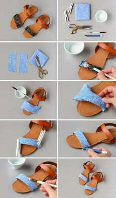 DIY Footwear Designs 2014 DIY shoes