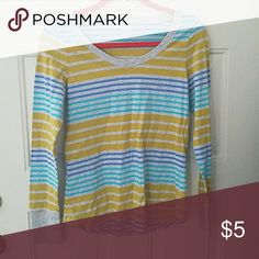 Mossimo Long Sleeve Shirt Long Sleeve Shirt that has been worn once. Mossimo Supply Co Tops Tees - Long Sleeve