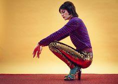 Новая коллекция обуви Кристиана Лубутена «О, прекрасные создания!».