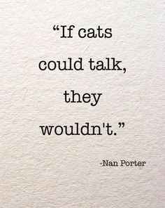 Purrrrfectly Poetic: Cats
