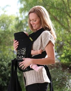 The #1 Babywearing Myth - Infantino Baby Carriers Are All The Same