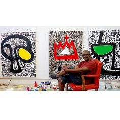 A solo exhibition by Victor Ekpuk at, Sulger-Buel Lovell Gallery, London. 29 Sept - 24 Oct. 2015 | Victor is a Nigerian born artist based in Washington DC