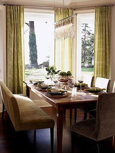 Breakfast Room | Sarah Richardson Design