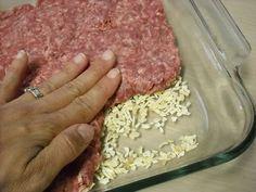 whitecastle burgers--you bake them--easy!
