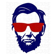 Abe lincoln sunglasses / abraham lincoln svg / of july svg / funny svg / abraham lincoln shirt / sunglasses abe svg / by drecutz on etsy Funny 4th Of July, Fourth Of July Shirts, July Images, Crafts For Teens To Make, Pretty Images, Deep, Diy Shirt, Silhouette Cameo, Abraham Lincoln
