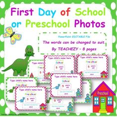 first day photo cover