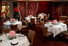 Michelin-Starred Chinese Restaurant, T'ang Court at The Langham, Hong Kong  #Michelin #Restaurant #HongKong