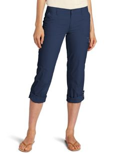 Columbia Women's Full Leg Roll-Up Aruba Pant * Want additional info? Click on the image.