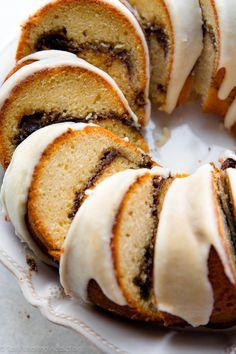 Chai Cinnamon Swirl Bundt Cake - Sallys Baking Addiction