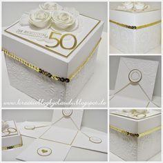 .    Kreativ Blog by Claudi: Goldene Hochzeit