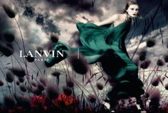 I love Lanvin's Ad Campaigns - the photography is STUNNING