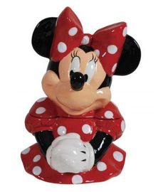 Minnie Mouse Cookie Jar by Westland Giftware