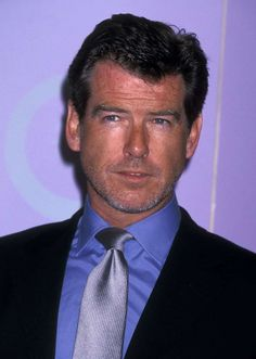 2001 – Pierce Brosnan - Ron Galella, Ltd./WireImage