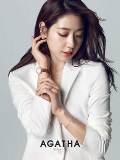 Park Shin Hye - Agatha Paris S/S 2015