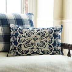 Waikoloa Embroidered Pillow Collection