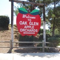 Riley's Farm, Oak Glen, CA.... I use to take my kids here every September for raspberry picking when they were young.
