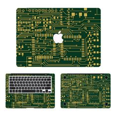 ==> [Free Shipping] Buy Best PCB Panel Laptop Decal 3 in1 Set for Apple MacBook Sticker Air/Pro/Retina 11 12 13 15 Full Body Protective Cover Notebook Skin Online with LOWEST Price | 32720332455